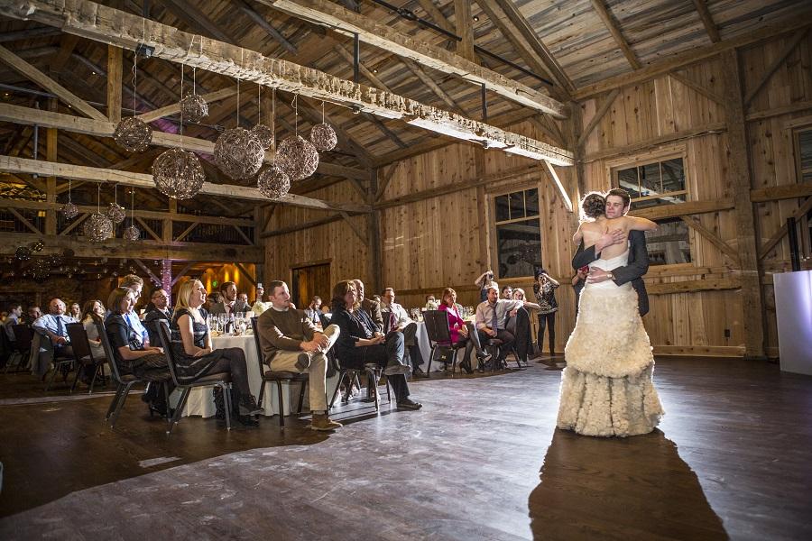 Dance in Broad Axe Barn, David Lynn Photography