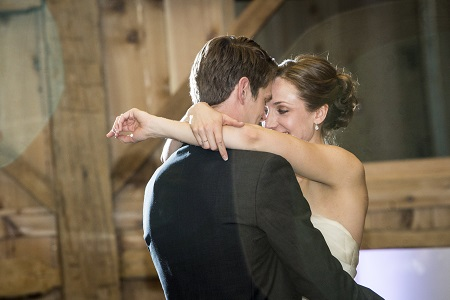 First dance picture, David Lynn Photography
