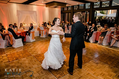 Fancy first dance moves