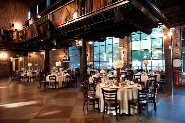 Cheesman Park Wedding Ja Special Events