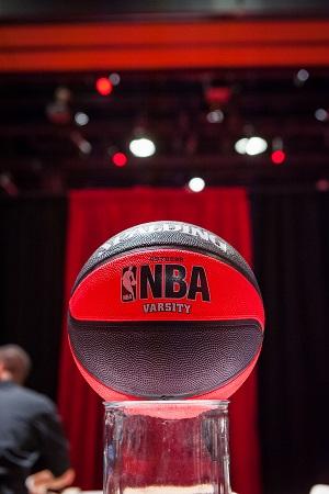 Basketball centerpiece, Jared Wilson Photography