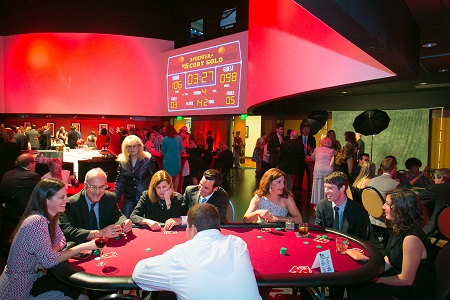Casino games from Fun Productions, Jared Wilson Photography
