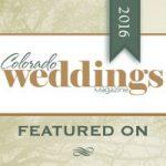 Co weddings badge