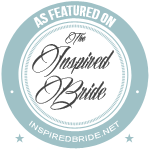 Inspired Bride Featured Badge